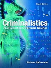 Criminalistics (8th Edition)