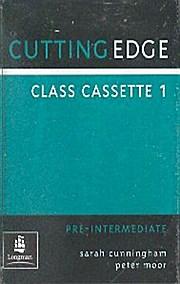 Cutting Edge Pre-Intermediate, 2 Class Cassettes