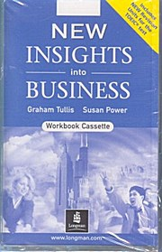 New Insights into Business Workbook Cassette