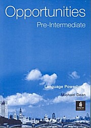 Opportunities Pre-Intermediate Language Powerbook