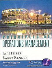 Principles of Operations Management (5th Edition)