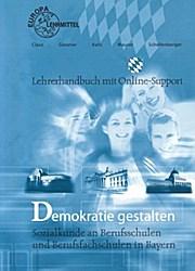 Demokratie gestalten - Lehrerhandbuch mit Online-Support