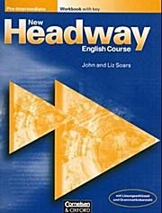 New Headway English Course, Pre-Intermediate, Workbook, with Key