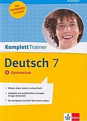 KomplettTrainer Deutsch 7