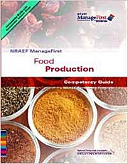 Food Production: Competency Guide (ManageFirst) by National Restaurant Associ...
