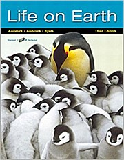 Life on Earth with CDROM [Taschenbuch] by Audesirk, Teresa; Audesirk, Gerald;...