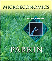 Microeconomics with Electronic Study Guide CD-ROM by Parkin, Michael