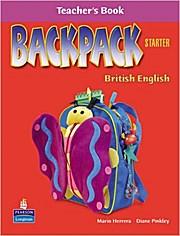 Backpack Starter Level Teacher's Book by Herrera, Mario; Pinkley, Diane