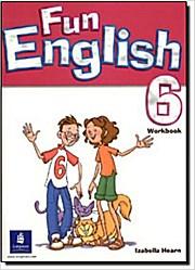 Fun English Level 6: Activity Book by Leighton, Jill; Hearn, Izabella; Donova...