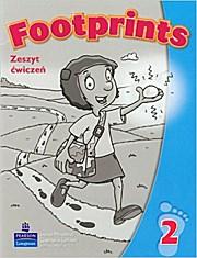 Footprints 2 Zeszyt cwiczen + Poradnik dla rodzicow [Taschenbuch] by
