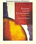 Business and Its Environment (4th Edition)