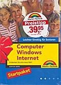 Leichter Einstieg für Senioren. Bundle Computer Windows Internet