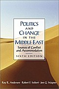 Politics and Change in the Middle East (Sixth Edition)