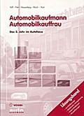 Automobilkaufmann/ Automobilkauffrau. Das 2. Jahr im Autohaus. Lösungsband.