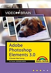 Adobe Photoshop Elements 3.0, Videoschulung
