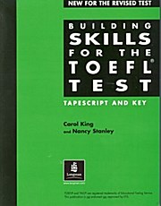 Building Skills for the TOEFL Test Tapescript and Key
