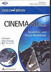 Cinema 4D 9.5 Video-Training