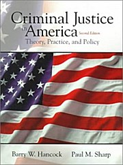 Criminal Justice in America (2nd Edition)