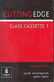 Cutting Edge Elementary 2 Class Cassettes