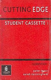 Cutting Edge Elementary 2 Student Cassettes