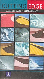 Cutting Edge Elementary/Pre-Intermediate PAL VHS Video