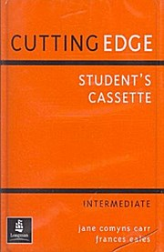Cutting Edge Intermediate Student´s Cassette