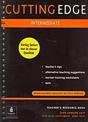 Cutting Edge Intermediate Teacher's Resource Book