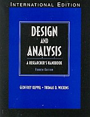 Design and Analysis (4th Edition)