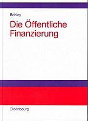 Die Öffentliche Finanzierung