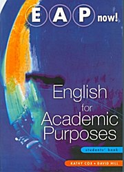EAP now! English for Academic Purposes students´book