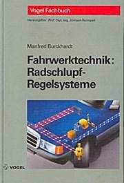 Fahrwerktechnik: Radschlupf-Regelsysteme