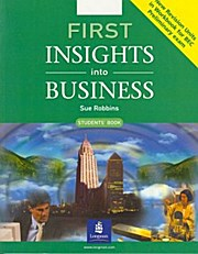 First Insights into Business Students' Book