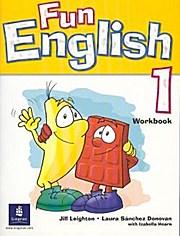 Fun English 1 Workbook