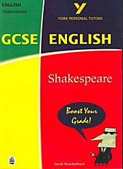 GCSE English - Shakespeare
