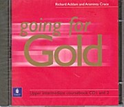going for Gold Upper Intermediate coursebook CD 1 and 2