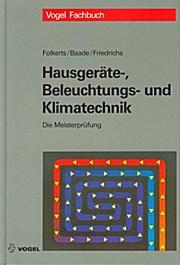 Hausgeräte-, Beleuchtungs- und Klimatechnik