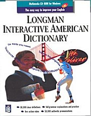 Longman Interactive American Dictionary: IBM - Global Edition (LIAD)