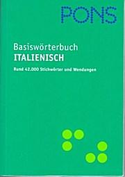 PONS Basiswörterbuch Italienisch