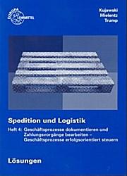 Spedition und Logistik Lösungen