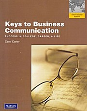 Keys to Business Communication