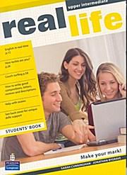 Real Life Global Upper Intermediate Students Book
