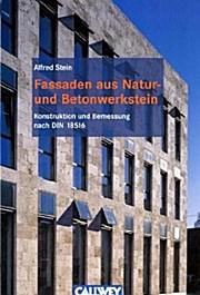 Fassaden aus Natur- und Betonwerkstein