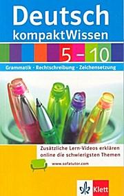 KompaktWissen Deutsch 5 - 10