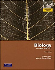 Biology: Science for Life with Mybiology [Taschenbuch] by Belk, Colleen; Maie...