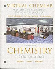 Virtual ChemLab: General Chemistry, Student Workbook / Lab Manual [Taschenbuc...