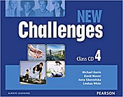 New Challenges 4 Class CDs [Audiobook] [Audio CD] by Harris, Michael; Mower, ...