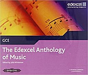 Edexcel A Level Music Anthology CD Pack [CD-ROM] by