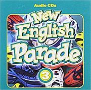New English Parade: Level 3 Audio CD [Audiobook] by Zanatta, Theresa; Herrera...