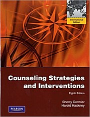 Counseling Strategies and Interventions, International Edition by Hackray, Ha...
