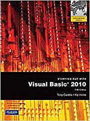 Starting Out with Visual Basic 2010: International Version [Taschenbuch] by G...